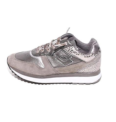 Lotto Leggenda Sneaker Donna Slice Metal W  Amazon.it  Scarpe e borse 69de3000aee