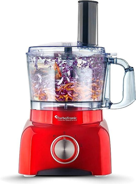 Robot de cocina de 800 W, recipiente de 1,2 litros, sin BPA ...