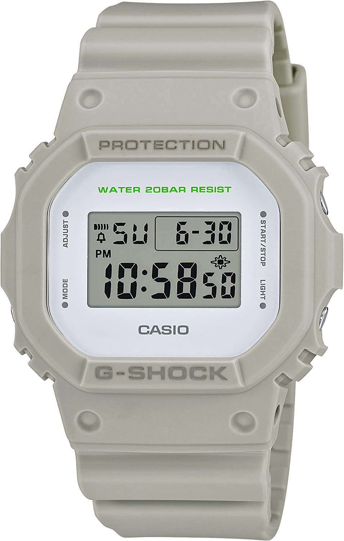 カシオ 腕時計 ジーショック DW-5600M-8JF