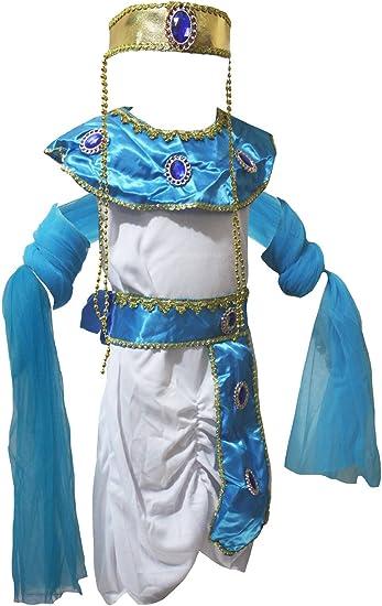 Petitebelle Halloween Disfraz Egipcio Princesa Vestido de Fiesta ...