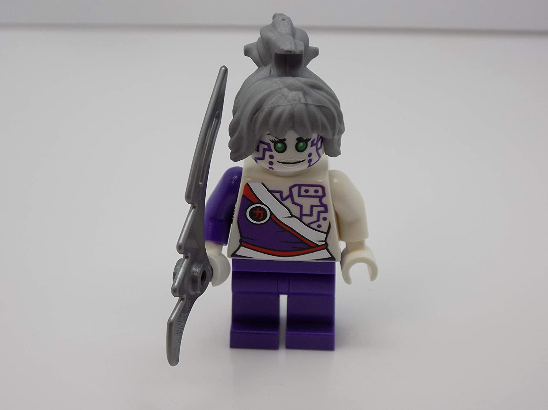 Lego Ninjago Pixal Nindroid minifigure (70724)