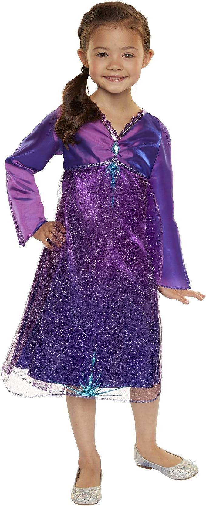 Frozen 2 Costume Honeymaren Short Sleeve Dress Honeymaren Costume Disney Dress Running Disney Dresses for Women Frozen 2 Cosplay