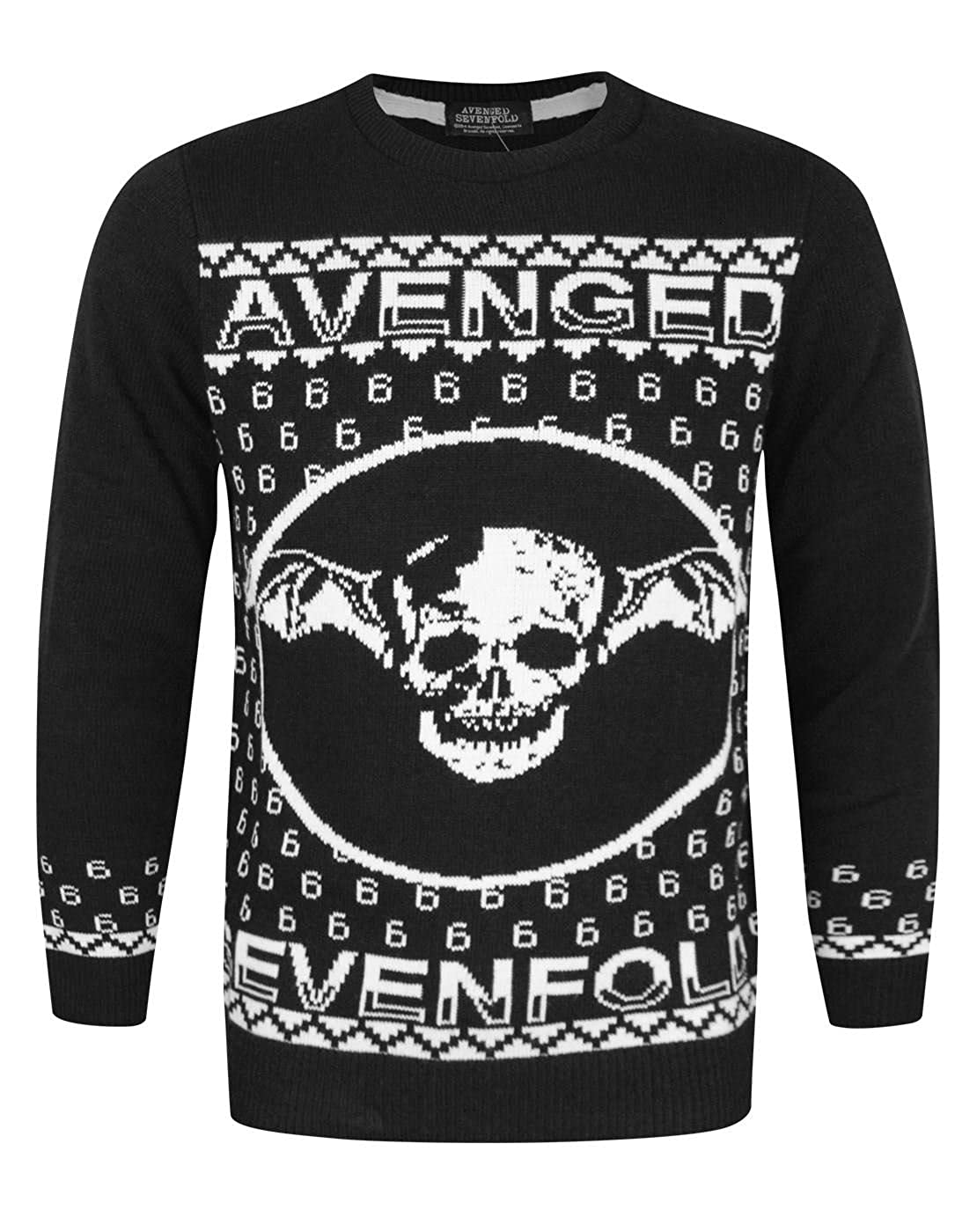 Avenged Sevenfold Deathbat Unisex Sweater Official