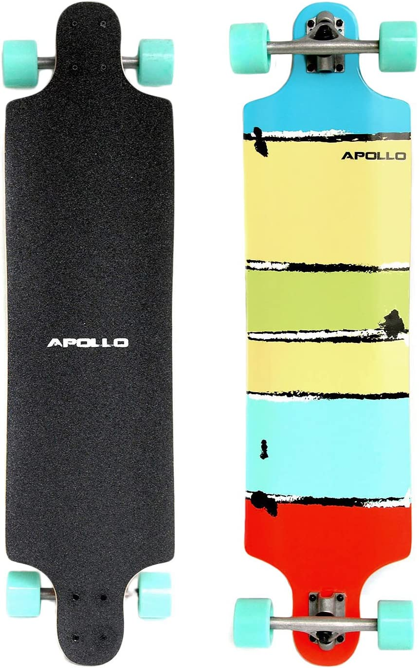 Apollo Longboard Maui Twin-Tip Top-Mount