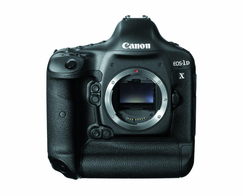Amazon.com : Canon EOS-1D X 18.1MP Full Frame CMOS Digital SLR
