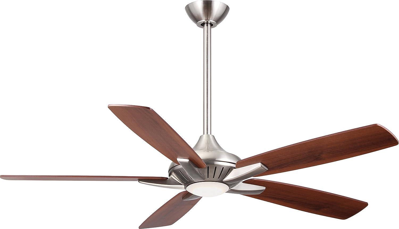 "Minka-Aire F1000-BN, Dyno, 52"" Ceiling Fan, Brushed Nickel"