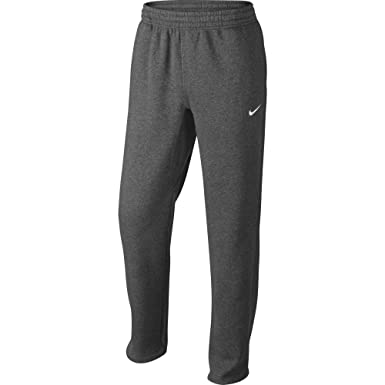 00bd60e54a9048 Nike Swoosh Sweat Pants Mens Herren Hose Sporthose Trainingshose  Dunkelgrau  Amazon.de  Bekleidung
