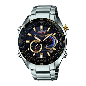 30aaddd27790 Casio Edifice Red Bull Racing EQW-T620RB-1AER Mens Chronograph Multiband 6    Solar  Amazon.co.uk  Watches