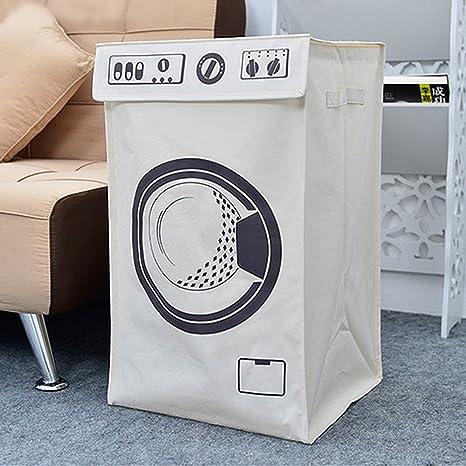 Diseño de lavadora, ihope? Grande cesta para la ropa sucia, ropa ...