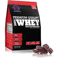Pure Product Australia Whey Protein Isolate, Chocolate, 1 kilograms