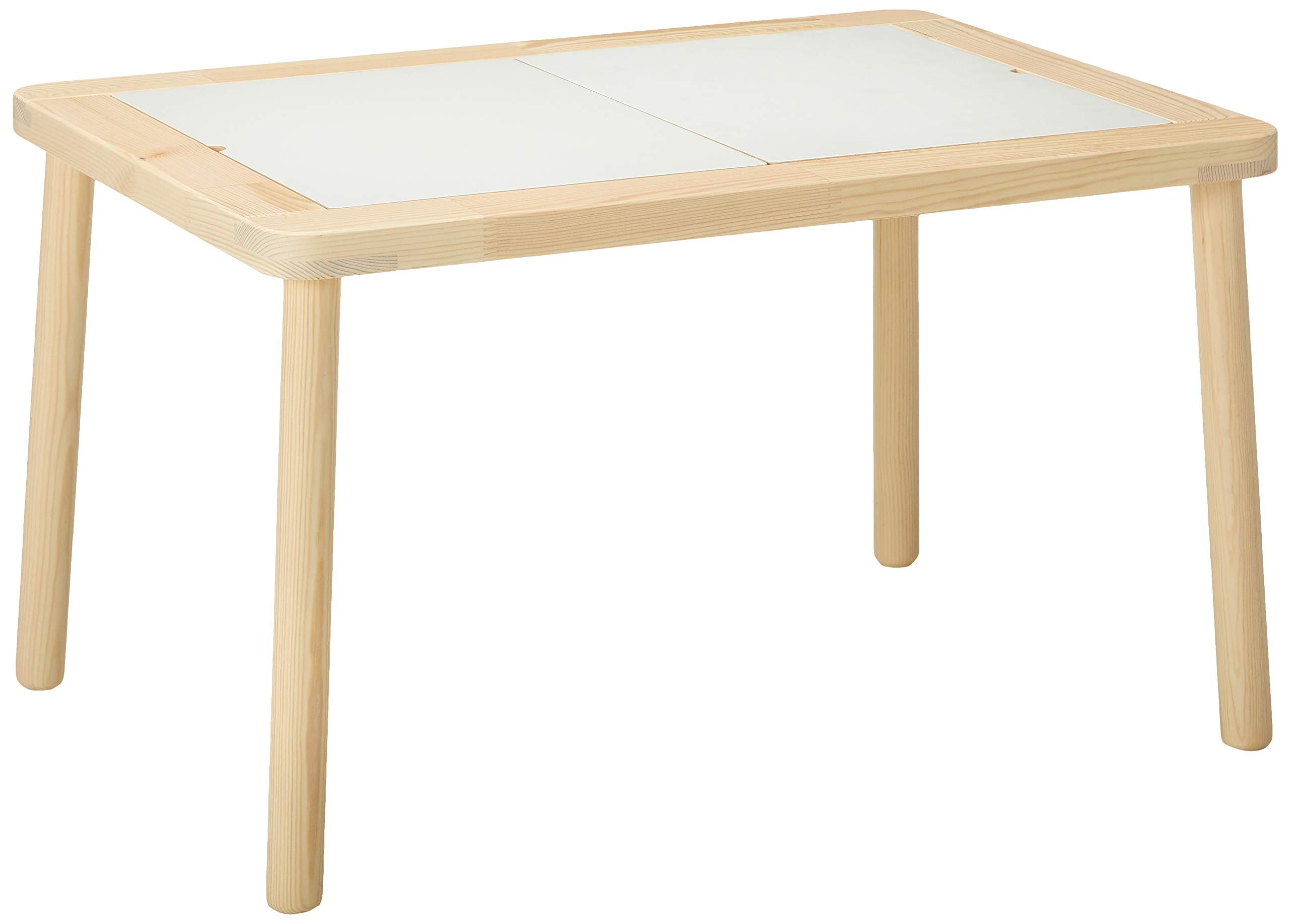 IKEA FLISAT Children's Table 502.984.18, 32 5/8x22 7/8'''', Wood by IKEA