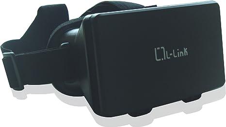 L-link LL-AM-117 - Gafas 3D para Smartphone, Color Negro: Amazon ...