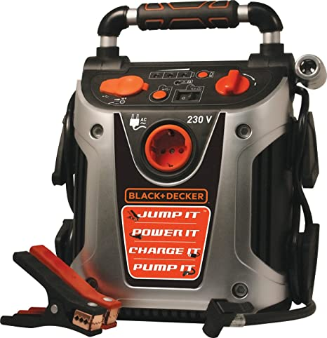 Black+Decker VG11 Arrancador - Compresor, 4502 A, 220 V