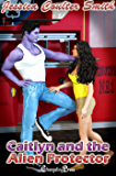 Caitlyn and the Alien Protector (Intergalactic Brides 7)