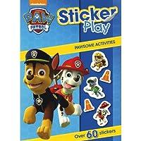 Nickelodeon PAW Patrol Sticker Play Pawsome Activities