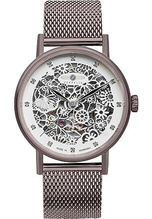 Zeppelin Reloj los Mujeres Princess of the Sky Automática 7469M-5: Amazon.es: Relojes