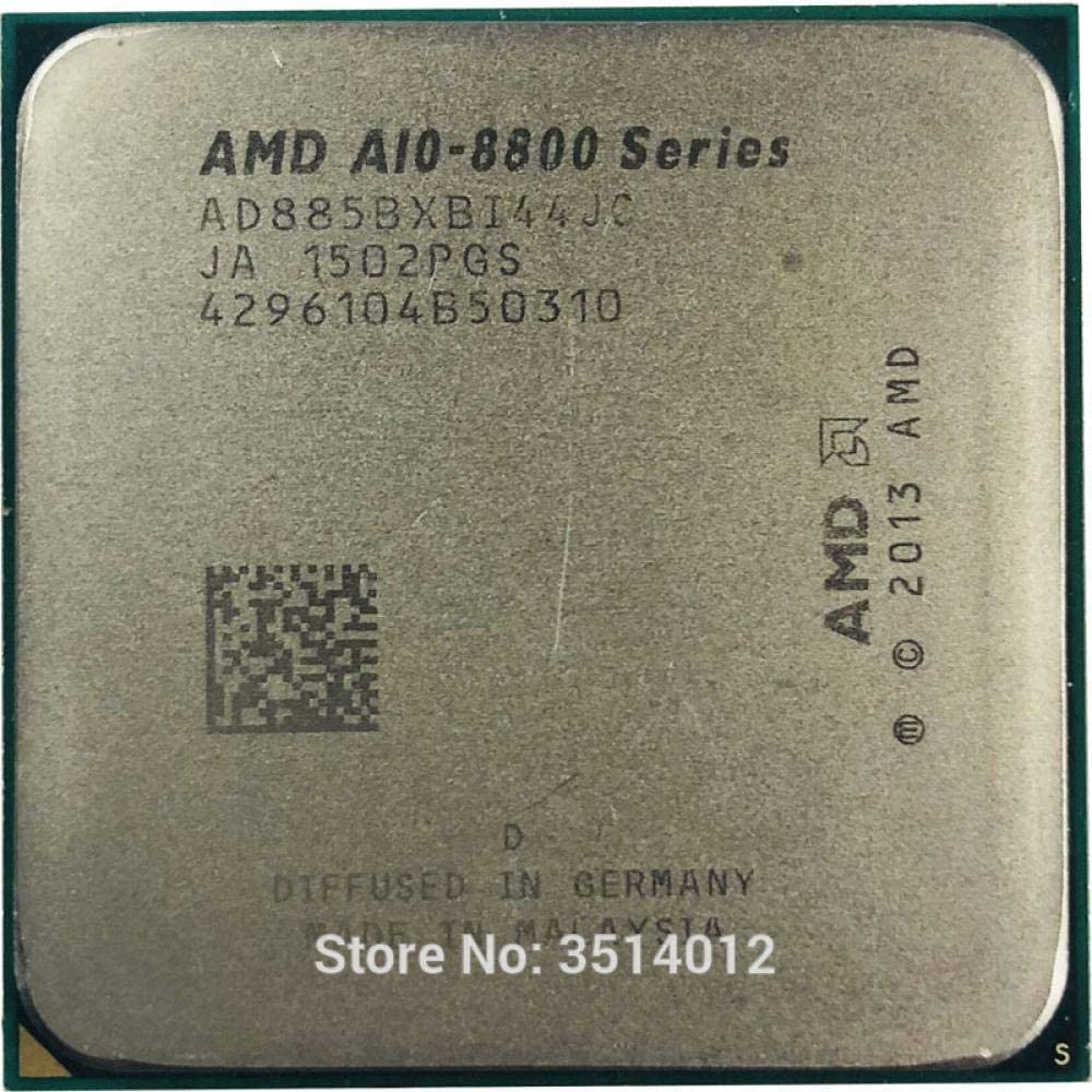 AMD A10-Series PRO A10-8850B A10 8850 A10 8850B 3.9 GHz Quad-Core CPU Processor AD885BXBI44JC//AD8850XBI44JC Socket FM2+