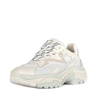 d0cd4aab02d7a0 Ash Chaussures Addict Baskets Blanc Femme 39 Blanc: Amazon.fr ...