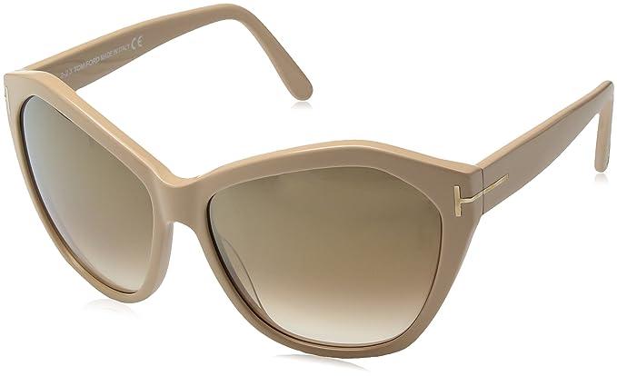 c6125e03229 Amazon.com  Tom Ford Women s Sunglasses Ft0317