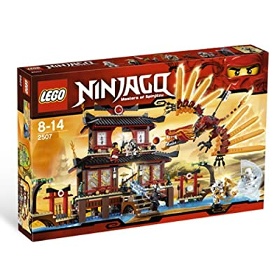 LEGO Ninjago Fire Temple 2507: Toys & Games