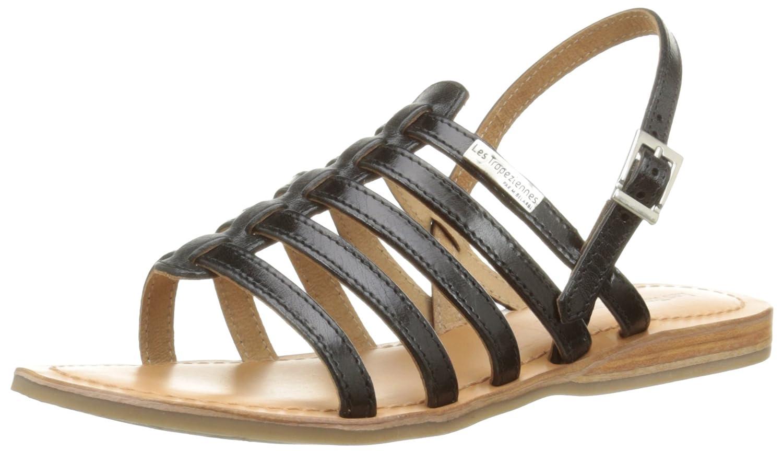 ba1fc116c37a Les Tropéziennes par M. Belarbi Women s Havapo Sling Back Sandals Black   Amazon.co.uk  Shoes   Bags