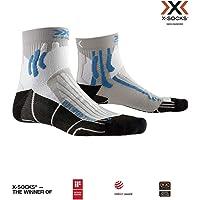 X-Socks Run Speed Two Socks, Unisex Adulto, Pearl