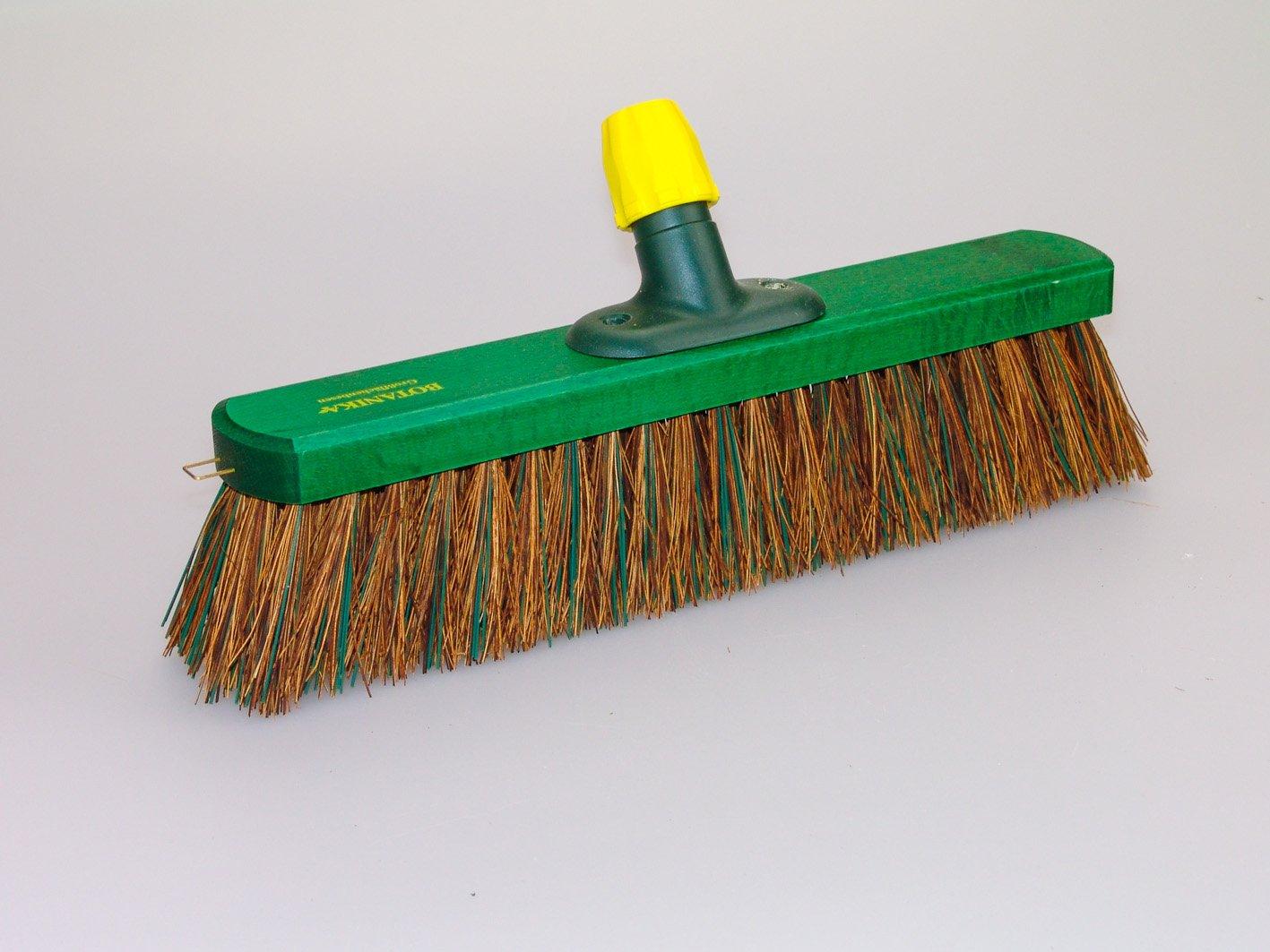 Bümag Large Brush Head, Plastic/Natural Fibre, 40cm, Multi-Coloured 003/0113