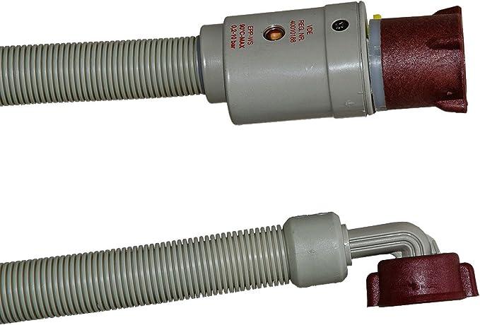1,5m Aquastop Schlauch//Aquastop//Sicherheitszulaufschlauch f/ür Waschmaschine und Geschirrsp/üler