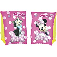 """Bestway - Çocuklar Için Mickey Mouse Minnie Şişme Kolluk, 10"""" X 6"""""""