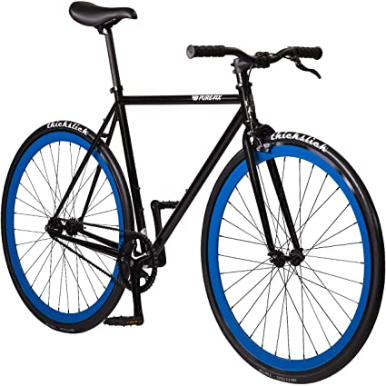 Amazon.com : Pure Fix Original Fixed Gear Single Speed Fixie Bike ...