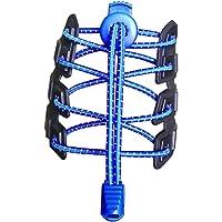 Canwn [2 Pares] Cordones Elásticos para Zapatos, Atar