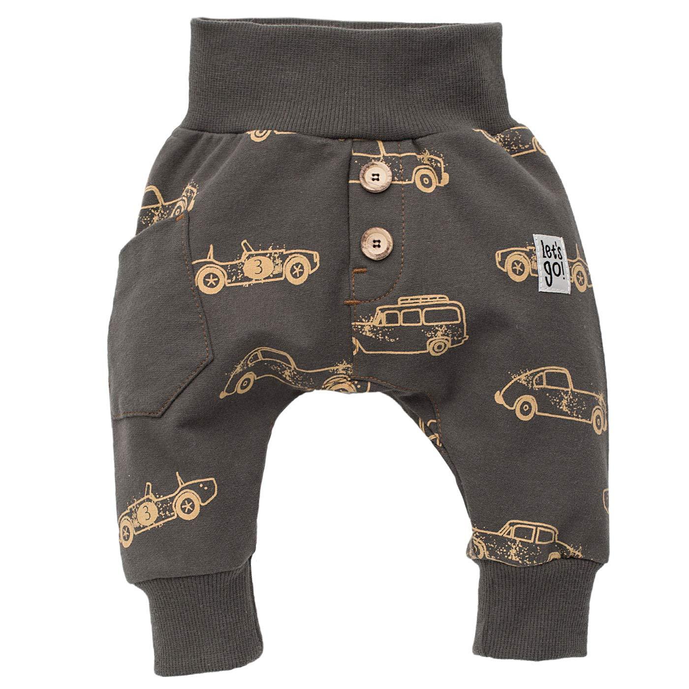 FLIKEFASHION-PINOKIO Old Cars Baby Jungen Strampler//Dungarees//Latzhose Baumwolle Hergestellt