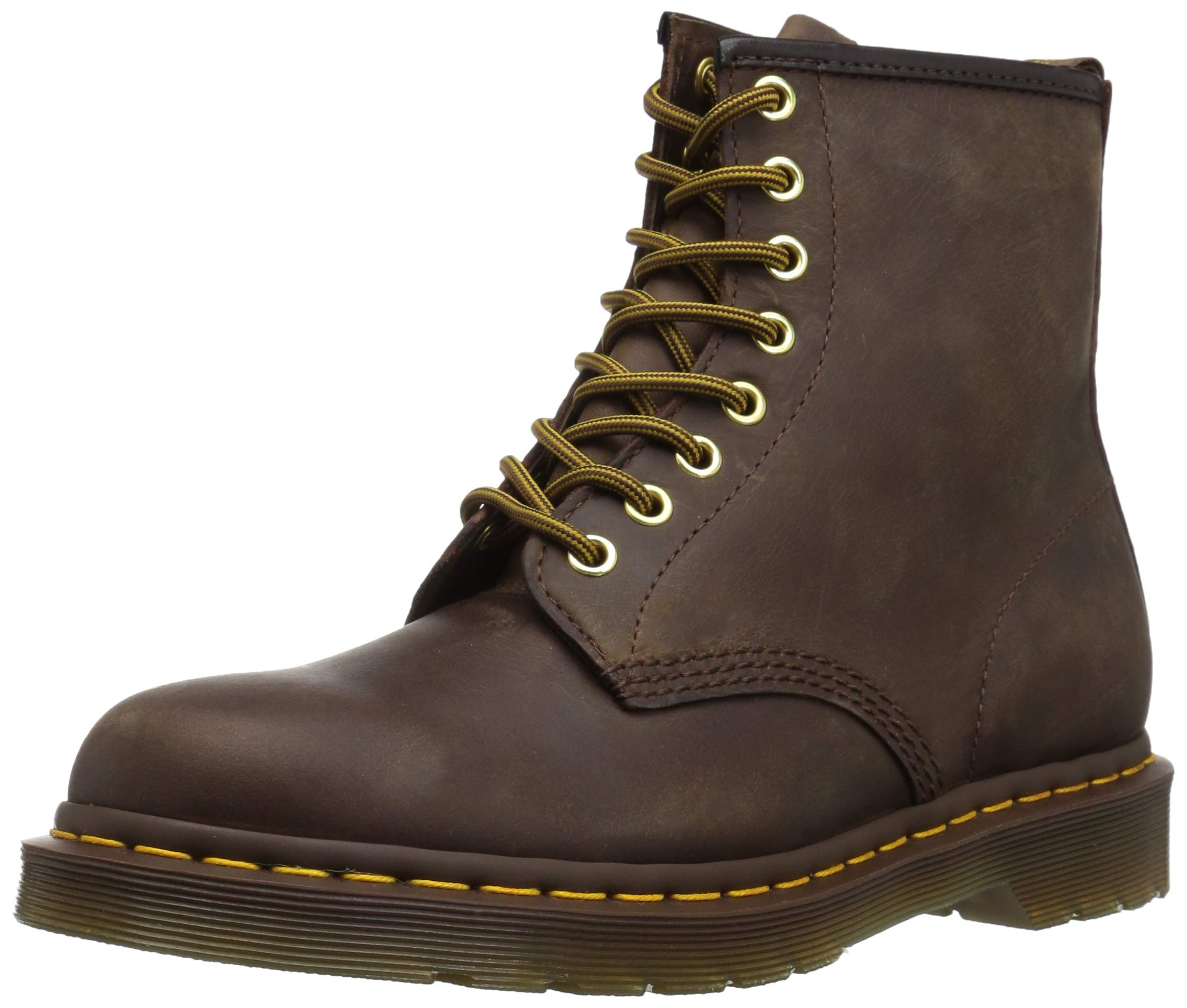 Dr. Martens Men's 1460 Re-Invented 8 Eye Lace Up Boot,Aztec Crazyhorse Leather,9 UK (10 M US Mens)