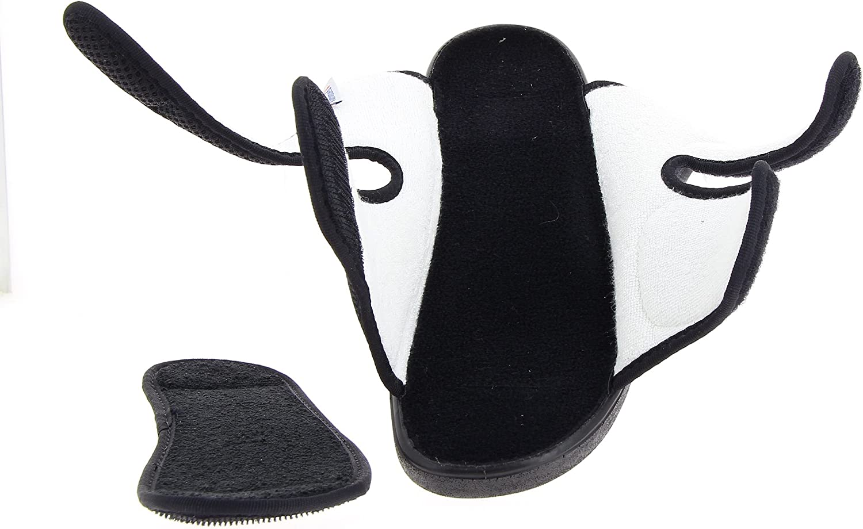Erwachsene Gesundheits-Schuh VAROMED Damen,Herren Klett-Sandalen Unisex