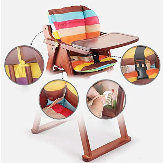 Amazon.com: asunflower Cojín de silla, impermeable de Oxford ...