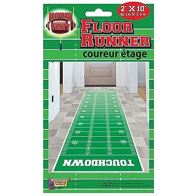Forum Novelties Football Green Runner, Multicolor: Toys & Games