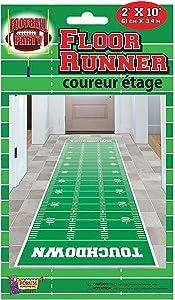 Forum Novelties Football Green Runner, Multicolor