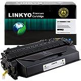 LINKYO Replacement Toner Cartridge for Canon 119 II 3480B001AA (Black)