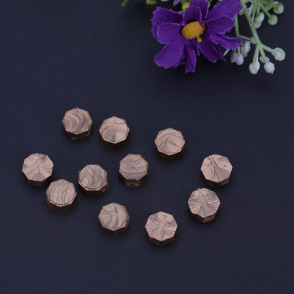 1989candy Confezione da 100 Perline di ceralacca Vintage per Buste 75.00 Sliver 10.00 120.00