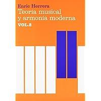 Teoría musical y armonía - Volumen 2 (Música)
