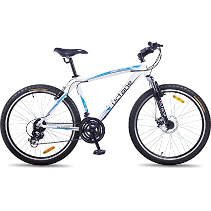 22a5565494b Hero Octane Endevour 26T 21 Speed Mountain Bike (White): Amazon.in ...