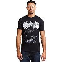 DC Comics Dark Knight Camiseta para Hombre
