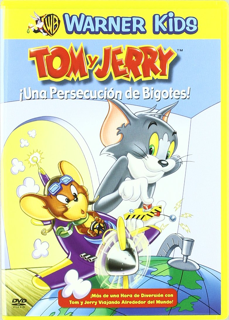 Amazon.com: Tom Y Jerry:Una Persecucion De (Import Movie) (European Format - Zone 2) (2003) Varios: Movies & TV