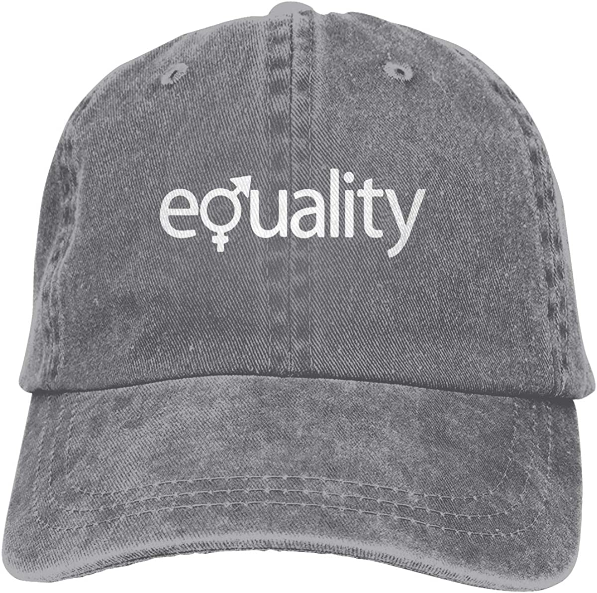 Gender Equality Unisex Trendy Cowboy Sun Hat Adjustable Baseball Cap