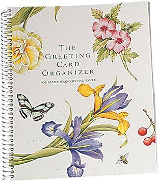 Greeting Card Organizer and Perpetual Calendar Organizer