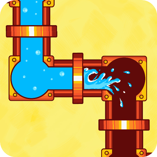 Plumber World : Connect pipes