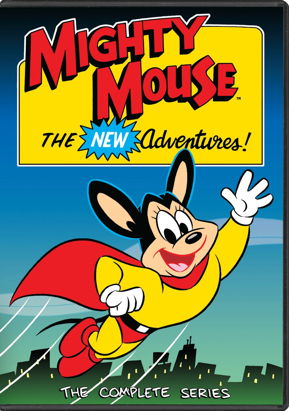 amazon com mighty mouse the new adventures the complete series