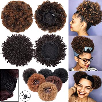 Tremendous Short Afro Kinky Curly Hair Updo Wrap Synthetic Hair Drawstring Schematic Wiring Diagrams Phreekkolirunnerswayorg