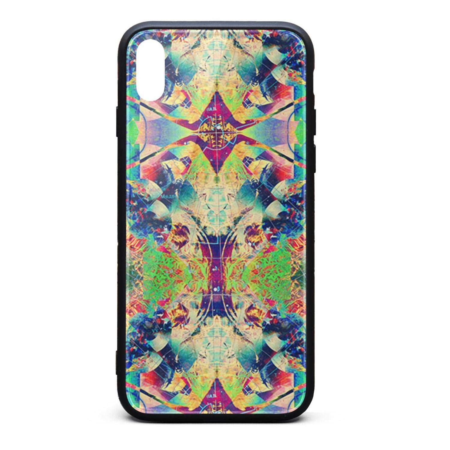 Amazon Com Psychedelic Trippy Art Iphonexs Iphone Xs Phone