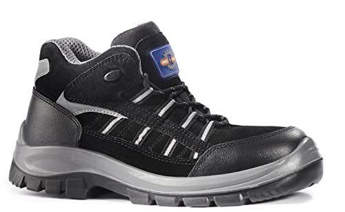 40a36cef934 Rock Fall Pro Man Hartford ESD Black Composite Toe Cap Non-Metallic ...